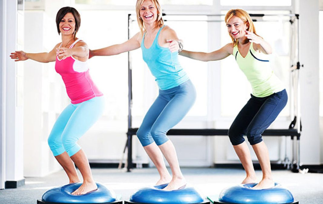 Balance basics: Tips for staying fit and active – Mayo Clinic