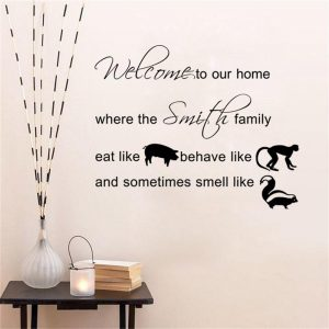 welcome quotes english