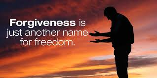 This is a choice. Both freedom and forgiveness  is a choice. Many are not able to reach  either state due to the stresses in their lives.  Bless your own life and have a great weekend