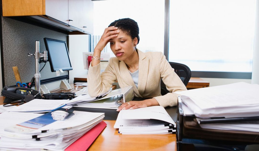 Stressed Out? 3 Ways to Weed Out Stress From the Workplace